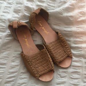Free People Espirallde Sandals